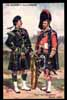 Artist HARRY PAYNE, The seaforth Highlanders, Piper and Bandsman