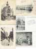 Lot of 150 postcards EXPOSTION PARIS 1900 France
