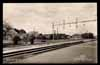 SWEDEN, Getinge, railway station.