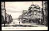NEW ZEALAND, Dunedin, Princes Street, tramway