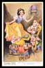 Artist WALT DISNEY, Snow White dances to the music of the dwarfs