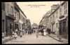 FRANCE, Saint-Vaast-la-Hougue, Rue du Marche, animé (50)