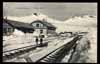 NORWAY, Bergensbanen, Finse Station