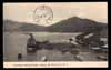 VIRGIN ISLANDS, coaling St. Thomas, Hamburg American Line, U.S.A., D.W.I.