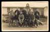 PRISONER OF WAR CAMP Germany, Minden, REAL PHOTO postcard, WW I