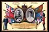 ROYALTY ENGLAND, Coronation souvenir 1911, King George V and Queen Mary