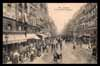 FRANCE, Paris, Faubourg Saint-Martin, devant magasin, animé (75)