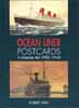Ocean Liner Postcards in Marine Art 1900-1945