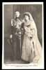 ROYALTY SWEDEN, marriage Prince and Princess Gustavus Adolphus of Sweden